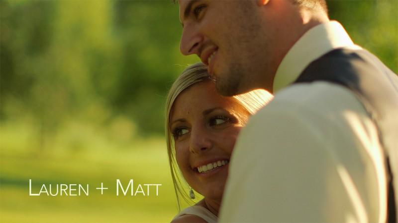 Lauren + Matt