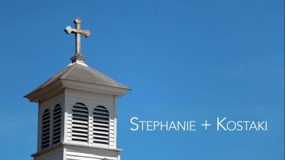 Stephanie + Kostaki