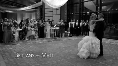Brittany + Matt