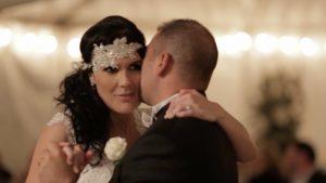 Wedding Video First Dance