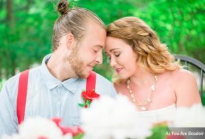 Backyard Romance Wedding