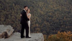 Mountaintop Engagement Video