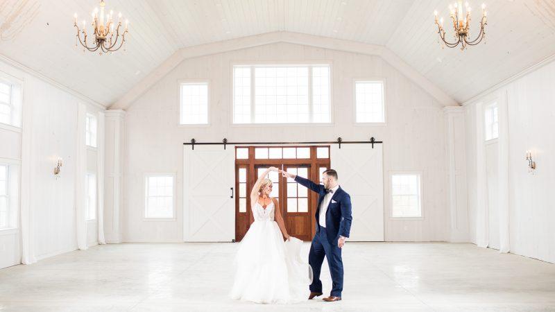 Wedding Venue Highlight | The Grayson House | Southwest PA Elegant Barn Venue
