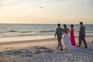 destination wedding video, beach wedding, sunset beach wedding, beach wedding video