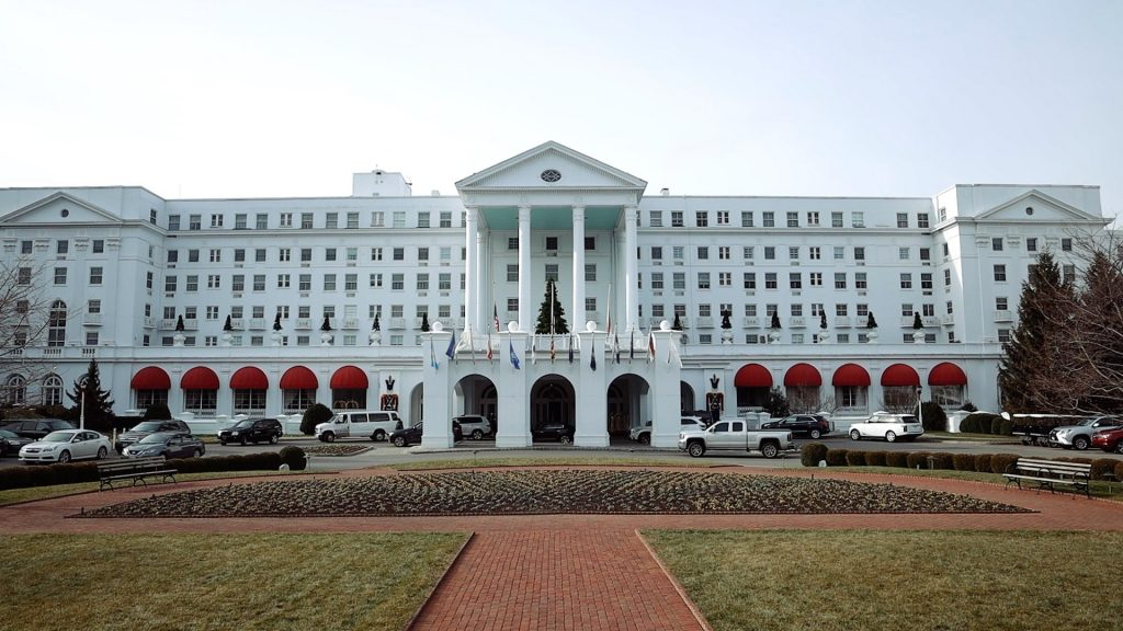 greenbrier resort, destination wedding video, greenbrier wedding video