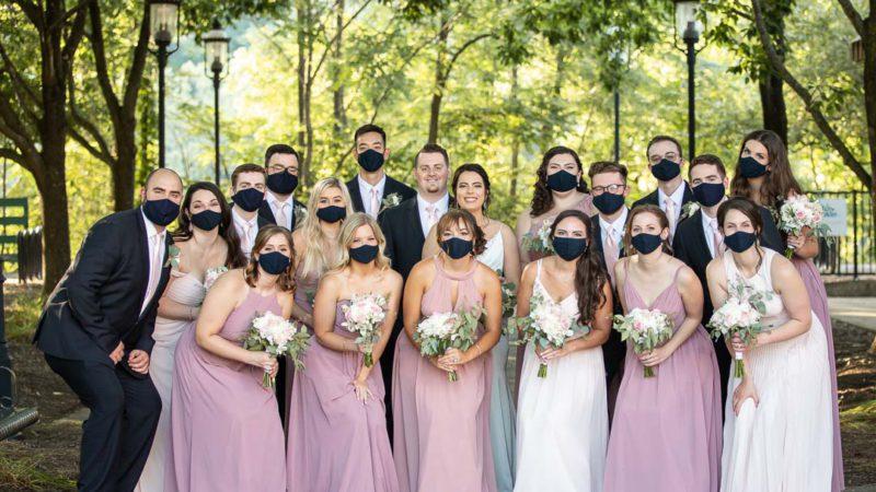 Planning a COVID Safe Wedding | WV Wedding Video