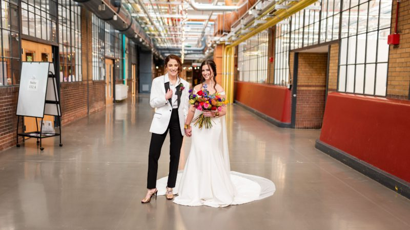 Wonder Women at the Energy Innovation Center | Pittsburgh Wedding Video