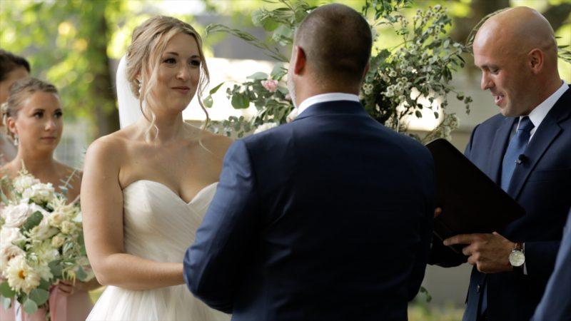 Renee + Greg | The Perfect Backyard Wedding | Pittsburgh Wedding Video