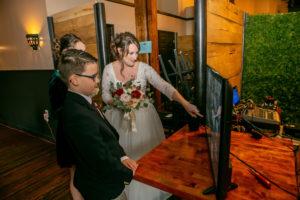 pittsburgh zoom wedding
